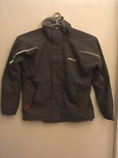 Burke CB10 Breathable Jacket Men's Small Gray