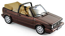 VW Volkswagen Golf Cabriolet Classic Line 1992 rot red metallic 1:18 Norev