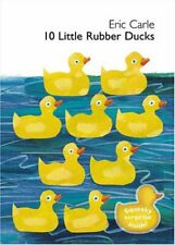 10 Little Rubber Ducks (Book & CD) by Carle, Eric Mixed media product Book The
