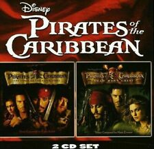 Klaus Badelt and Hans Zimmer CD Pirates of The Caribbean OST SIGILLATO 509990821
