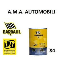BARDAHL 4 LITRI OLIO MOTORE SINTETICO XTA POLARPLUS 10W-40 VW 501.01 - 505.00