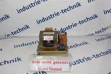 TRANSFORMATOR GLE-0M190   5,50 A   0,190 KVA   24 volt