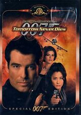 BRAND NEW DVD // TOMORROW NEVER DIES  // JAMES BOND 007 // PIERCE BROSNAN,