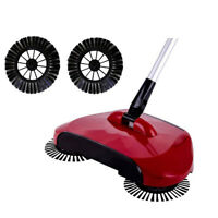 MAGIC MANUAL TELESCOPIC FLOOR DUST SWEEPER HOME CLEANING DUST SWEEPER SIDE BRUSH