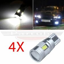 4 x Cree 921 T15 T10 194 Error Free SMD Led Back Up Reverse Light White Bulbs