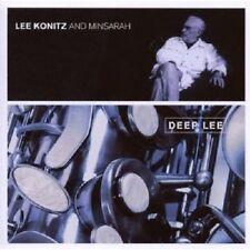 LEE & MINSARAH KONITZ - DEEP LEE  CD NEU