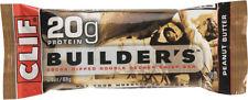 Clif Bar Clif Builder's Bar Peanut Butter Box 12