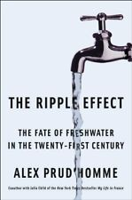 The Ripple Effect: The Fate of Fresh Water in the