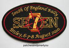 Harley Davidson HOG Bisley SOFER 2010 Patch. NEW!! FREE U.K. POSTAGE!