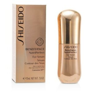 Shiseido Benefiance NutriPerfect Eye Serum 15ml Womens Skin Care