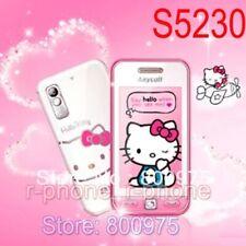 Original Refurbished Unlocked SAMSUNG Hello kitty S5230 S5230c Mobile Phone