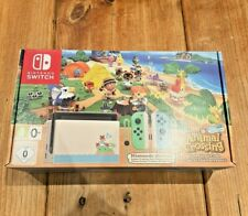 Nintendo Switch Animal Crossing New Horizons Edition Excellent Condition & Box