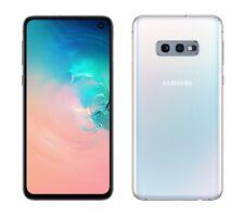 Samsung Galaxy S10e in Weiß Handy Dummy Attrappe - Requisit Deko Aussteller