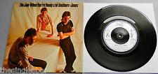 """The Jam - When You're Young UK Polydor 1979 7"""" P/S Laminated Sleeve"""