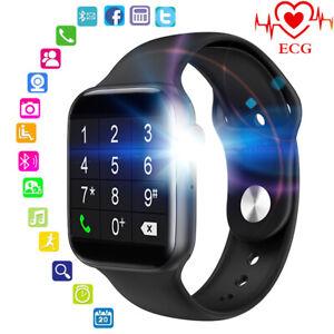 Smart Watch 5 For Apple Android Bluetooth Samsung Iphone Waterproof Men Women