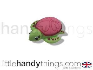 Cartoon Cute Green/Pink Turtle Fun Novelty USB Flash Drive Pen Memory Stick Gift