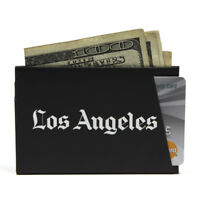 The City of Angels LA Card Paper Wallet - The Walart - Mighty Tyvek Dynomighty