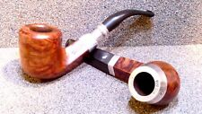 PETERSON'S Year 2000 Ltd. Edition Collection Set - 2 Smoking Estate Pipes