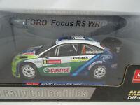 1:18 SUNSTAR #3917 Ford Focus Rs WRC con Grönholm / T. Rautiannen #3 - Rareza§