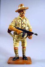 King & Country Del Prado MAW017 WWII British Gurkha Corporal 1942 -RETIRED- MINT