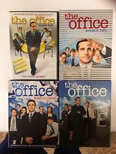 The Office Seasons 1 2 3 4 DVD Sets