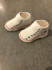 CONVERSE ALL STAR CHUCK TAYLOR Infant Baby Booties (Sock Shoes) GREAT CONDITION!