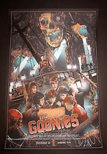 The Goonies Limited Edition Screen Print Poster Vance Kelly Mondo artist x/325