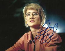Laura Dern signed Steven Spielberg' Jurassic Park 8X10 photo - Blue Velvet