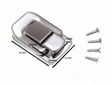 Funda cierre de palanca para cajas 48mm x 33mm CP ACERO cant. Paquete de 3