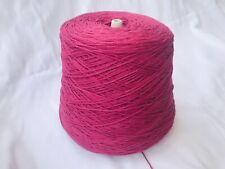 950 Gram Cone (100% Soft Cotton) (Cerise Pink)