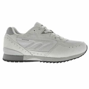 Hi tec SILVER SHADOW Men's Classic Retro Style Shoes GYM Running Sport Trainers