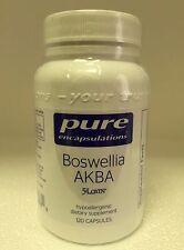 Pure Encapsulations - Boswellia AKBA - 120 Capsules