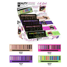 *1 FULL-SET* L.A Girl Beauty Brick Eyeshadow Collections Nudes Smoky Ultra Neons