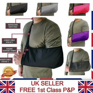LTG Arm Sling Kids Children Adult Wrist Shoulder Support Elbow Injury Fracture