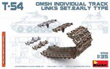 Miniart 1/35 T-54 omsh pista individuales conjunto de enlaces (Tipo Temprano) # 37046