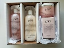 Philosophy Amazing Grace 4 Piece Gift Set - New in Box