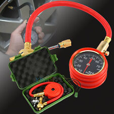 Digital Car Air Tire Tyre Deflator High Accurate Pressure Gauge Tester Tool UK