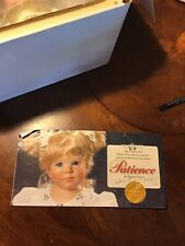 18� Doll Patience Danbury Mint By Jeanne Singer