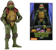 "NECA Teenage Mutant Ninja Turtles Raphael 1/4 Scale Figura Azione - 16.5"" 42cm"