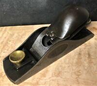 Stanley Knuckle Cap Block Plane #18 - 1886 Pat. Date