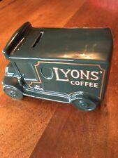 Lyons Coffee Bank Made By Wade