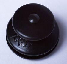 1x Loxx- Oberteil, schwarz verchromt TO-02SwC   für alle Tenax + Loxx Unterteile