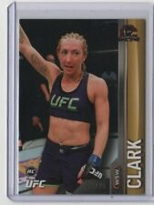 HEATHER JO CLARK 2015 Topps UFC Champions GOLD 23/25