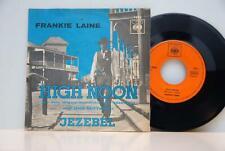 "Frankie Laine        High Noon  /  Jezebel         7""        NM  # C"