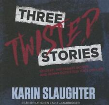Three Twisted Stories by Karin Slaughter (2015, CD, Unabridged)