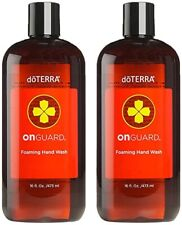 doTERRA On Guard Foaming Hand Wash~16oz New & Sealed TWO BOTTLE'S Exp 09/22