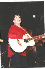 Rare Wanda Jackson Candid 4 X 6 Concert Photo