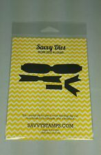 """Savy Dies   """"BOW SET #1008 """"  -- NIP --  for use in any paper craft!!"""
