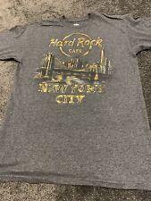 Rare Hard Rock Cafe Limited Edition New York City Tee Shirt