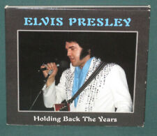 Elvis Presley Holding Back The Years CD Cincinnati March 21 1976